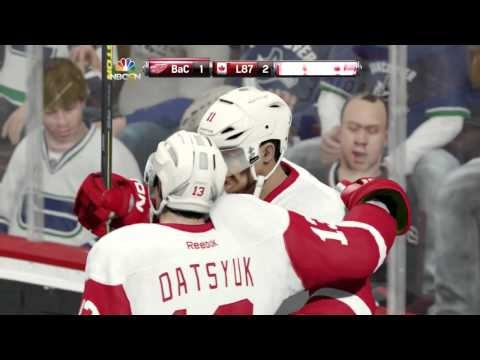 NHL 15: FINALLY Division 1 - LIVE Reaction - NHL 15 HUT