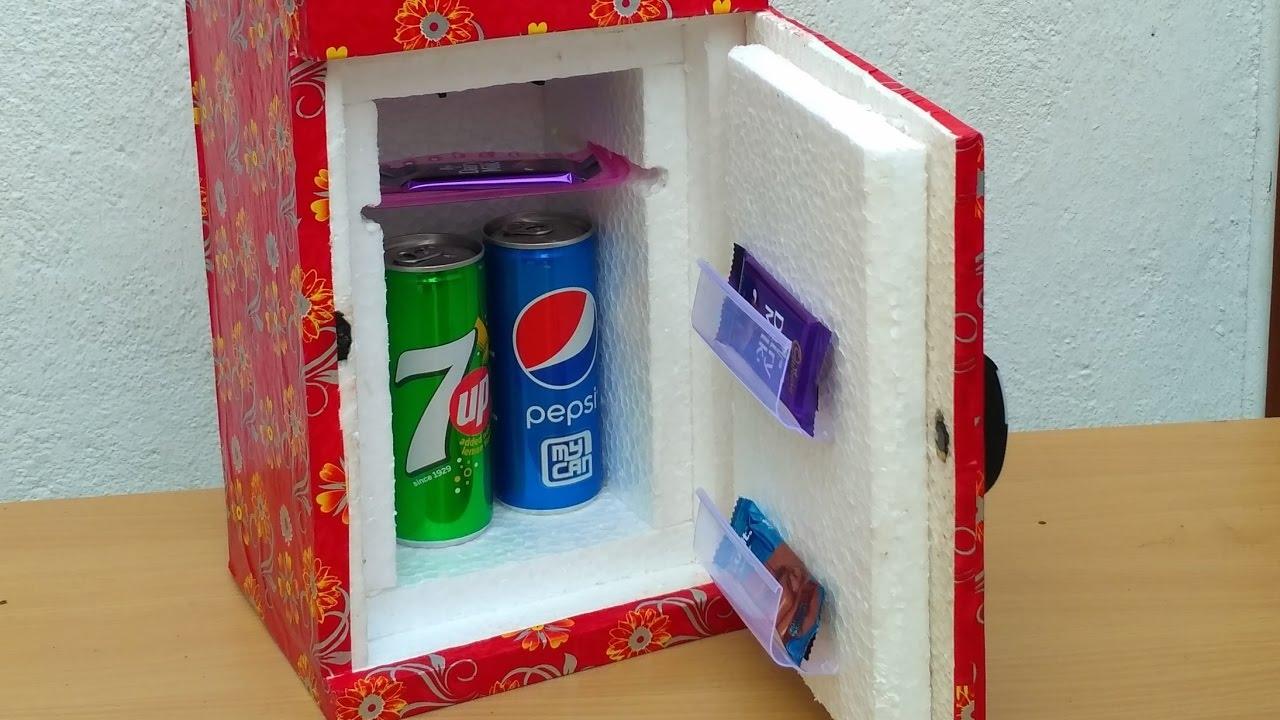 Простейший холодильник своими руками 97