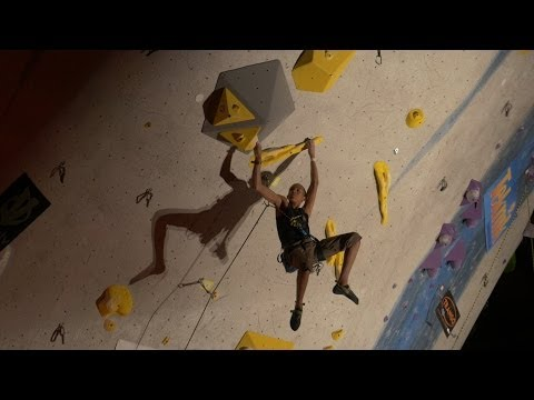 2014 Ring of Fire Sport Climbing Finals