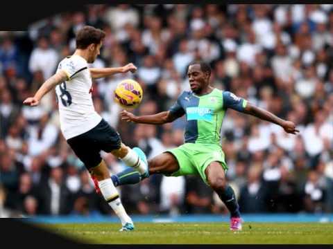 Tottenham Hotspur 4-0 Newcastle United Highlight 18-12-2014