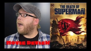 The Death of Superman | Movie Review | DC Animated Film