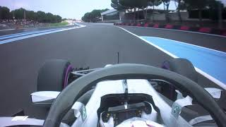 Lewis Hamilton's Pole Lap | 2018 French Grand Prix