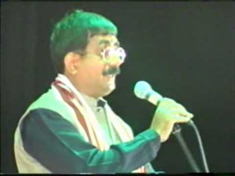 Kavi Om Vyas Om With Amitabh Bachchan In Yaad E Bacchan Kavi Sammelan video