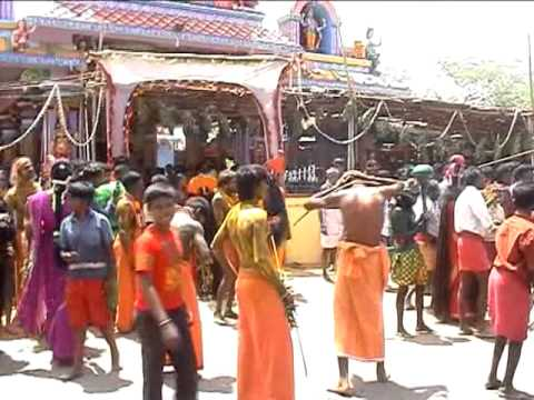 Mutharamman Thasara Kulu Sanmugapuram Dance 2.mp4 video