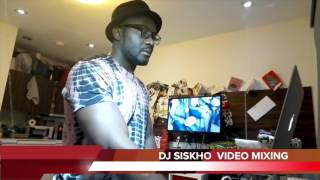 BREAKING NEWS AT DJ SISKHO STUDIO