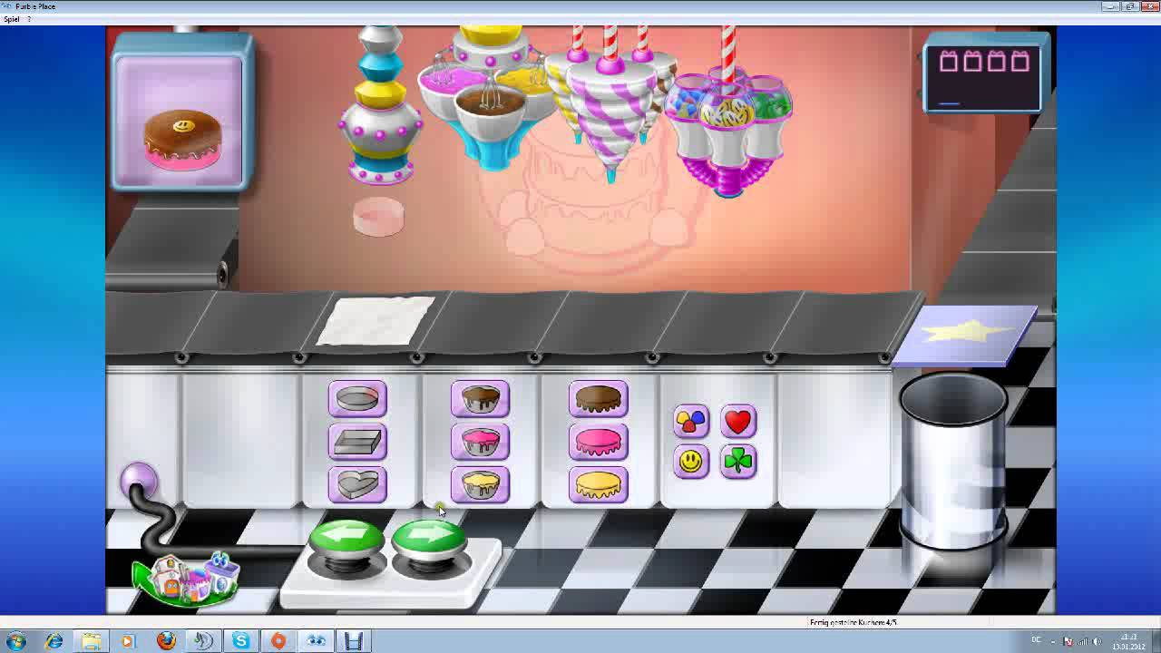 Purble Place Cake Factory Game Free Online