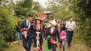 Đám cưới độc và lạ dân tộc vùng cao