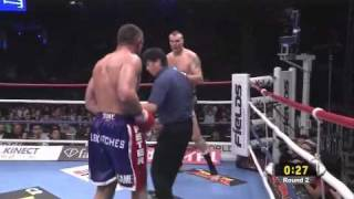 Semmy Schilt vs Peter Aerts (K-1 World GP 2010)
