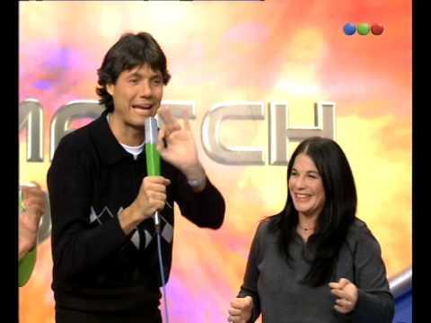 El Show Del Chiste, Mariana Briski - Videomatch
