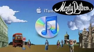 Thumb Monty Python en iTunes