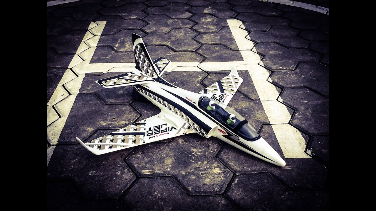 Viper Jet 720 Viper Jet 720 Graupner Edf