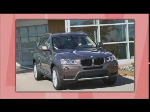Martha Stewart Customizes a BMW X3