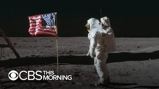 The history of the Apollo 11 moon landing