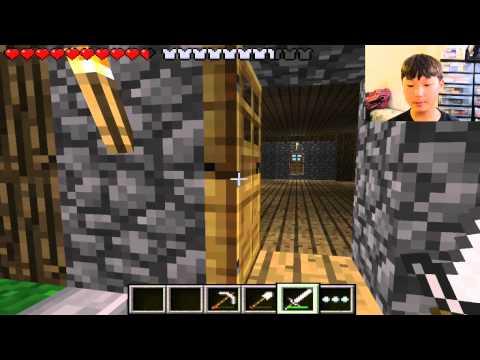Minecraft PE Survival: Ep. 26 - Mini Hut (Part 1)
