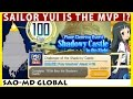 Shadowy Castle 100 Floors Clearing Event (Floor 81-100) - Yui Is The MVP? (SAO Memory Defrag)