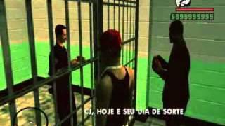 GTA SA - Mod Prisao Realista v2 (Exclusivo)