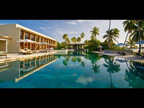 Best Luxury Resort in Maldives Island : Alila Villas Hadahaa by SCDA Architects