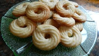 Galletitas de manteca | Butter cookies