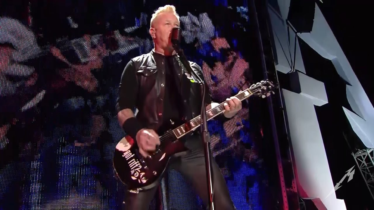 Metallica: No Remorse (MetOnTour - Mexico City, Mexico - 2017)