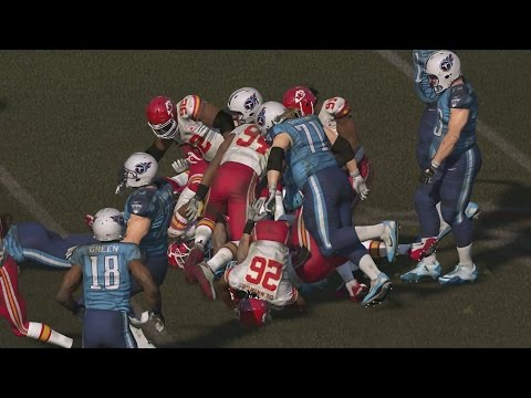 Madden NFL 15 Ultimate Team - 4th and 20