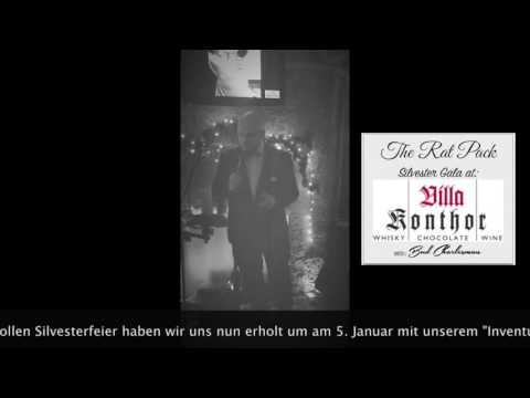 Silvester in der Villa Konthor