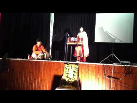 Tumi Robe Nirobe by Atreyee Saha - Rabindra Jayanti 2011