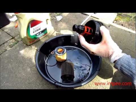 BMW e46 Oil Change / Oil Service - DIY