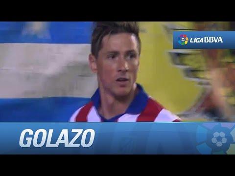 Golazo de Torres tras el recorte a Bailly y el error del defensa (0-1)