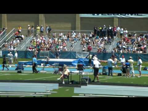 IHSA Boys State Track 4x8 Prelims heat 3 2010 Video