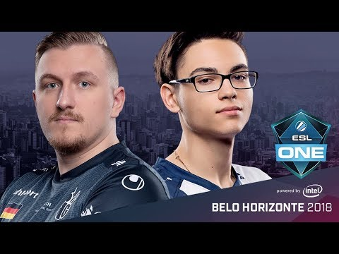 CS:GO - BIG vs. Team Liquid [Cache] Map 1 - Group B Opening Match - ESL One Belo Horizonte 2018 thumbnail