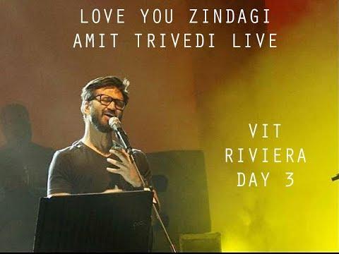 Download Lagu  Love You Zindagi    Amit Trivedi Live    Riviera 2018    Day 3    VIT, Vellore Mp3 Free