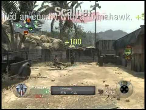 ChickenHits - Black Ops Game Clip