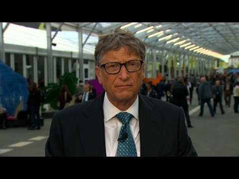 Bill Gates: Clean energy is the future