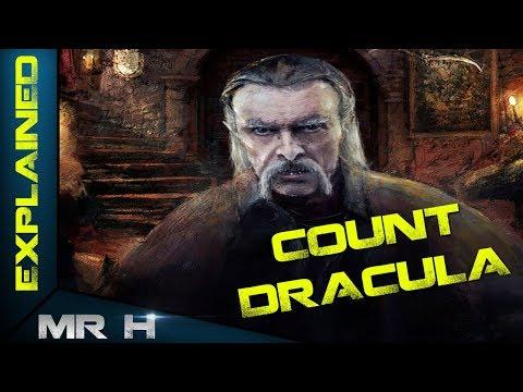 Count Dracula Vlad The Impaler VAMPIRE