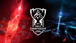 Worlds Collide: The Final (ft. Nicki Taylor) | Worlds 2015 - League of Legends