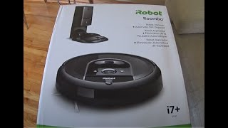 New iRobot Roomba i7+ Robot Vacuum in Depth Review