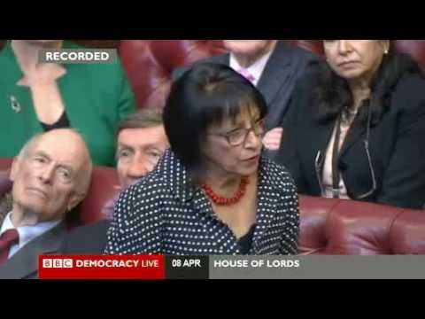 House of Lords - Muslim Brotherhood inquiry could 'discredit' UK, peers warn - 8 April 2014