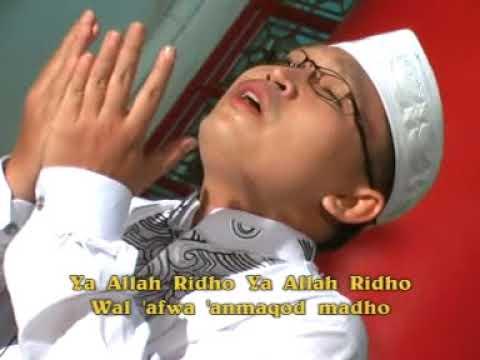 Ya Allah Ridho voc A. Moeid   Al Mahabbatain Group (Album Sholawat Rindu Baginda)