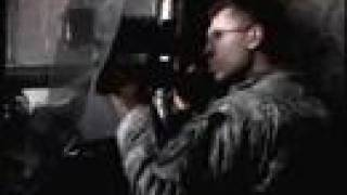 US Sniper Team Deals w/Insurgents on Haifa Street, Baghdad