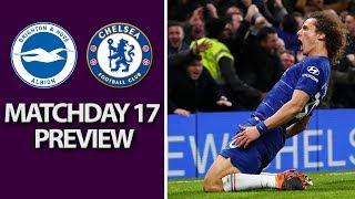 Brighton v. Chelsea   PREMIER LEAGUE MATCH PREVIEW   12/16/18   NBC Sports