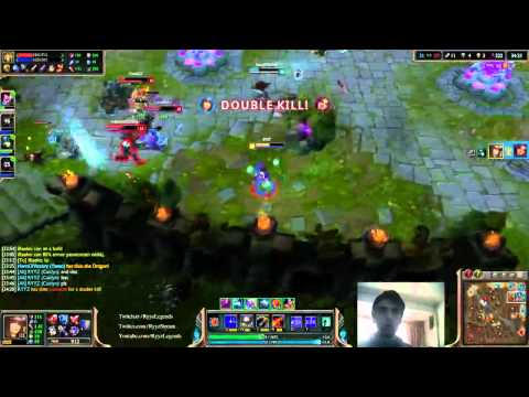 how to play vayne laning