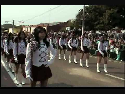 Colegio Nacional Piribebuy 12 de Agosto 2010