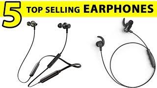 5 Best Bluetooth Earphones Under $30 - Top Selling Mobile Earphones