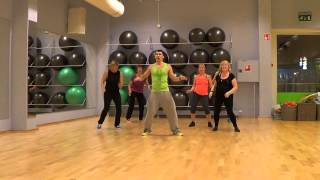 Zumba with Don Antonio - Chicken Dance - Watatah