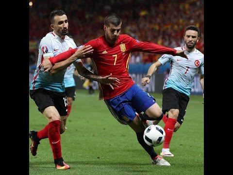 Spain vs. Turkey Post Match Reaction Analysis (3-0) Euro 2016