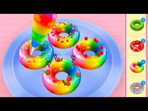 My Bakery Empire - Bake, Decorate & Serve Cakes Games For Girls - Play & Learn Fun Cooking Kids Game thumbnail