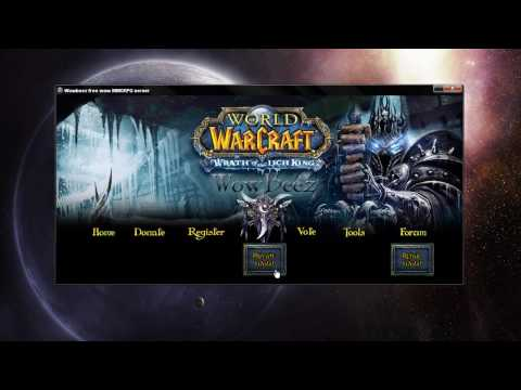 How To Connect to a WoW Private Server