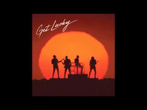 Get Lucky (Radio Edit) - Daft Punk Ft. Pharrell Williams & Nile Rodgers (iTunes OFFICIAL 1080p HD)