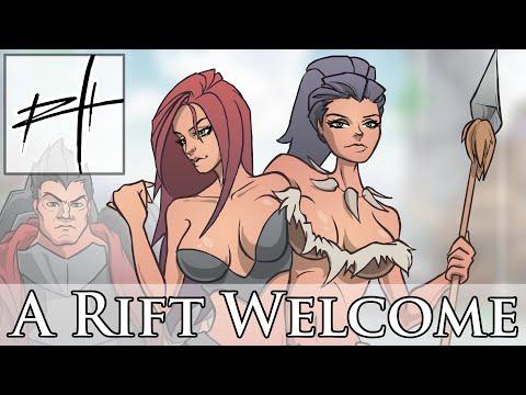 A Rift Welcome (League of Legends)