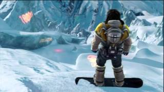 SSX Survive It : Mt. Slaughter (Cold) Commentary (HD)
